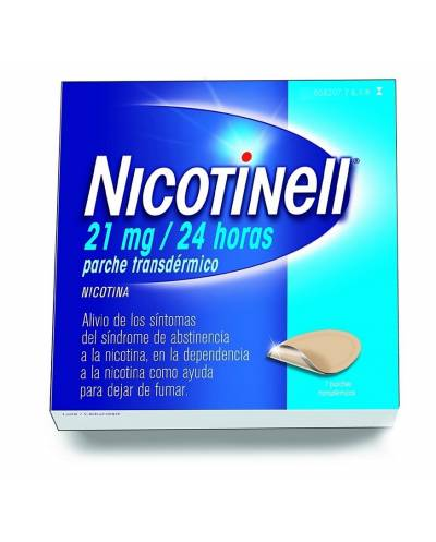 NICOTINELL 21 MG/24 HORAS -...