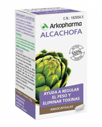 Arkocápsulas alcachofa - 50 cápsulas