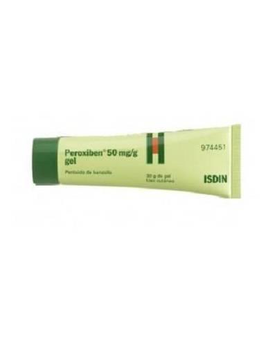 Peroxiben 50 mg/g - gel - 30 g