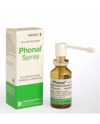 PHONAL - SPRAY - 20 ML