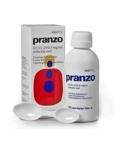 PRANZO -  SOLUCIÓN ORAL -...