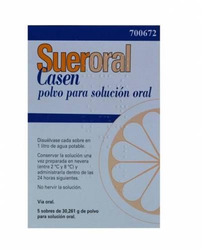 SUERORAL CASEN - 5 SOBRES