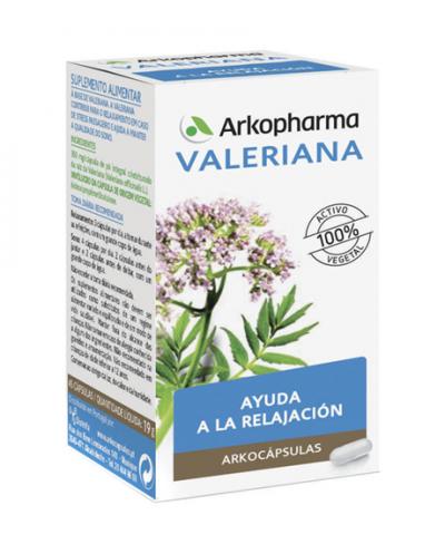 Arkocápsulas valeriana - 84 cápsulas