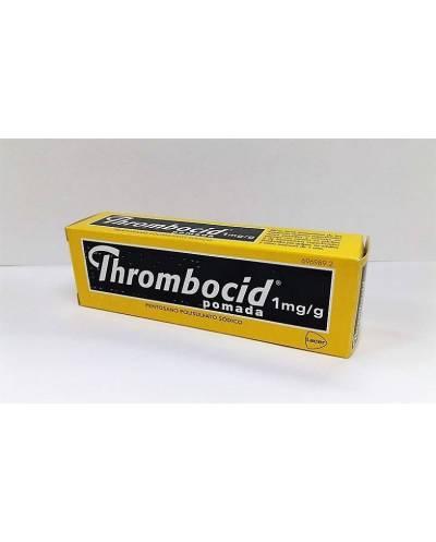 THROMBOCID 1 MG/G - POMADA...