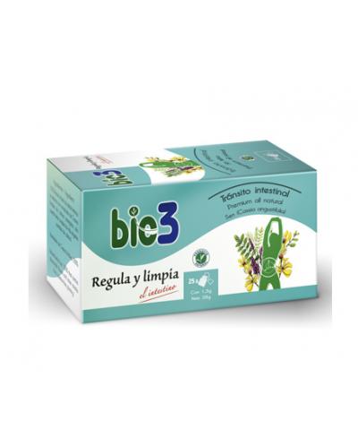 BIO3 REGULA Y LIMPIA 25...