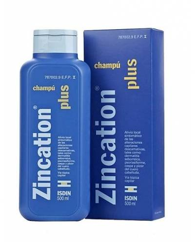 ZINCATION PLUS - CHAMPÚ -...