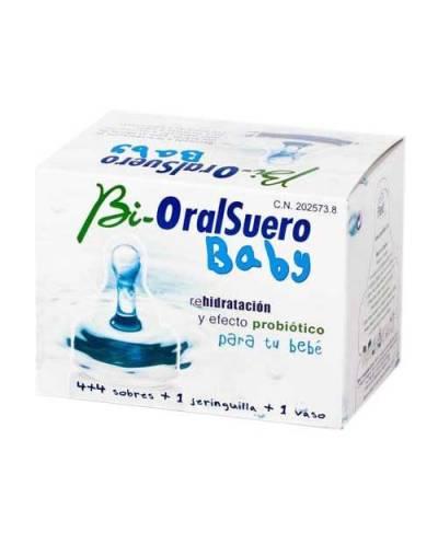 BIORALSUERO BABY 4+4 SOBRES...