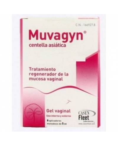 MUVAGYN CENTELLA GEL  5ML -...