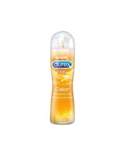 Durex Gel Efecto Calor 50 Ml
