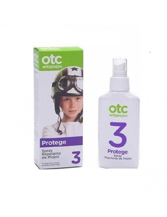 Otc Antipiojos - Spray Protector - 125 Ml