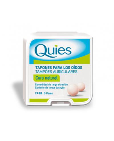 TAPONES OÍDOS DE CERA QUIES