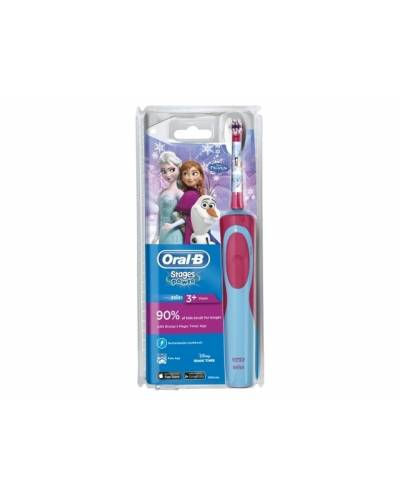 Cepillo Electrico Oral-B Stages Power 3+ Infantil Frozen