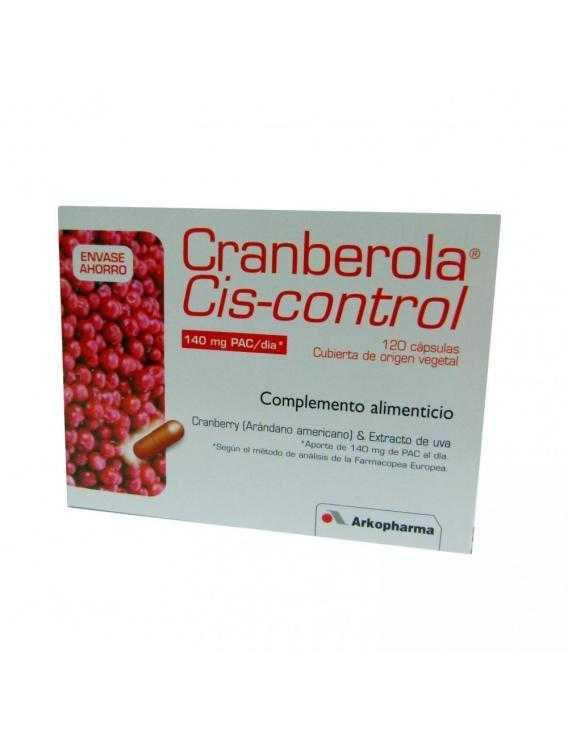 Cranberola - Cis-Control - 120 Capsulas