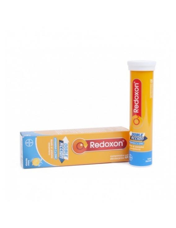 Redoxon - Doble Acción - 15 Comp. Efervescentes