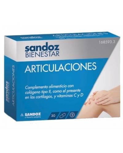 ARTICULACIONES - SANDOZ...