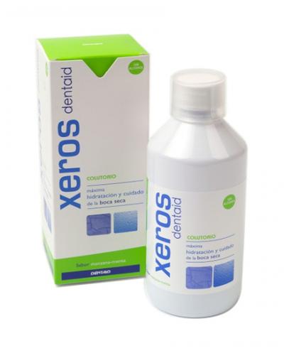 XEROS DENTAID COLUTORIO 500 ML