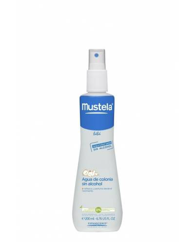 Mustela agua de colonia - 200 ml