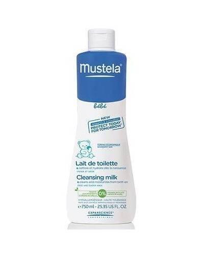 Mustela loción 750 ml