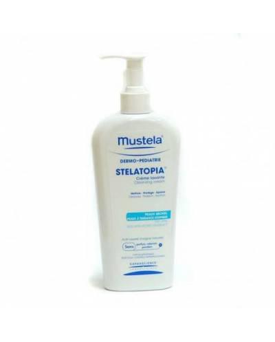 Mustela stelatopia crema lavante