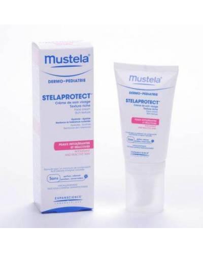 Mustela stelaprot crema facial 40 ml