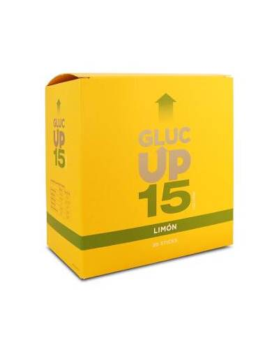 GLUC UP LIMON 15G 20STICKS...