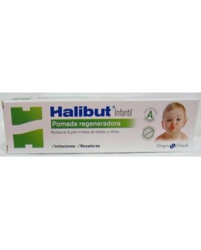 Halibut infantil - pomada regeneradora - 45g