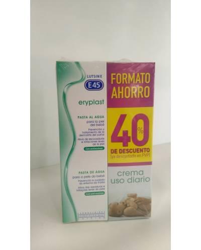 Eryplast - duplo - pasta al agua - 2 x 75 g