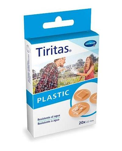TIRITAS REDONDAS PLASTIC...