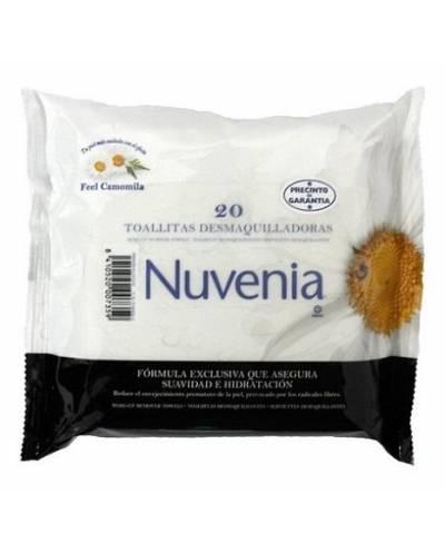 NUVENIA - TOALLITAS...