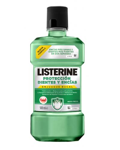 LISTERINE - DIENTES Y...