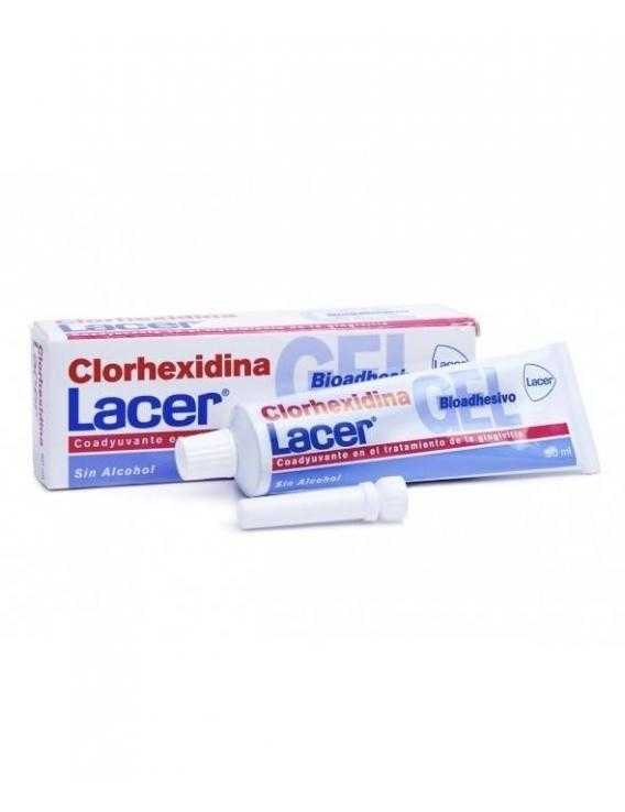 Clorhexidina lacer gel bioadhesivo 50 ml