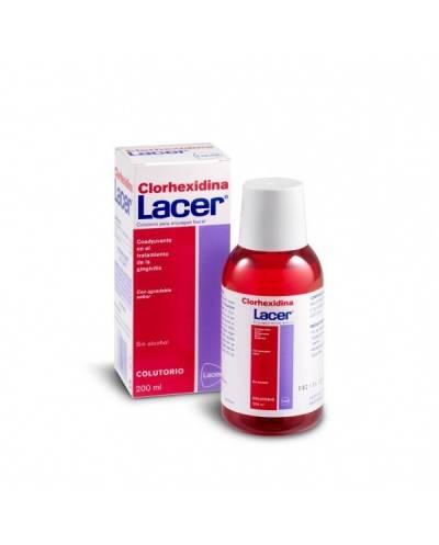 Clorhexidina lacer colutorio 200 ml