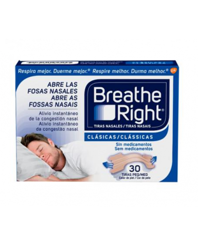 TIRAS NASALES BREATH RIGHT...