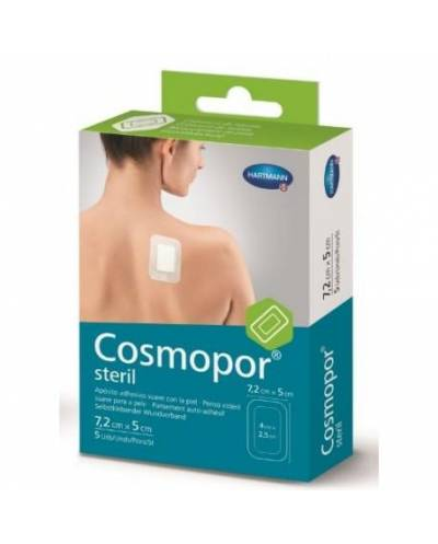 COSMOPOR STERIL SP 10x6  5...