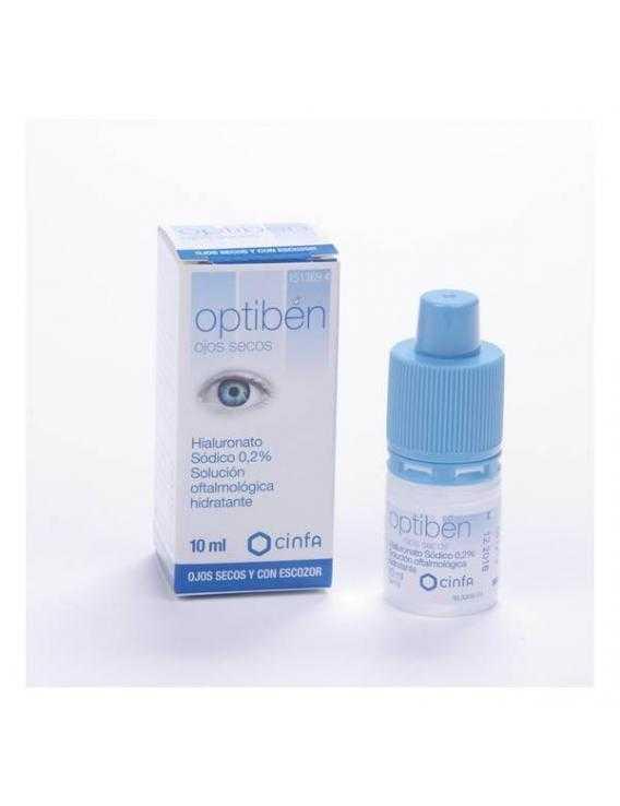 Optiben - colirio - 10 ml