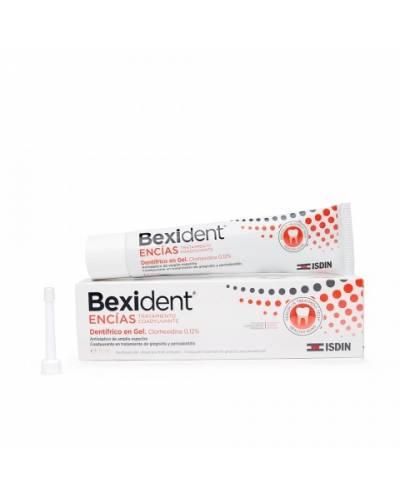 Bexident - encías - gel dentífrico - clorhexidina - 75 ml
