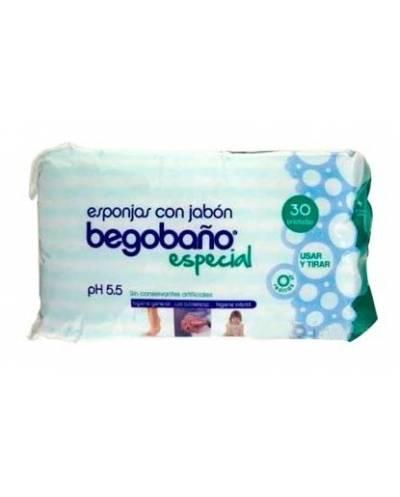 BEGOBAÑO - ESPONJAS CON...