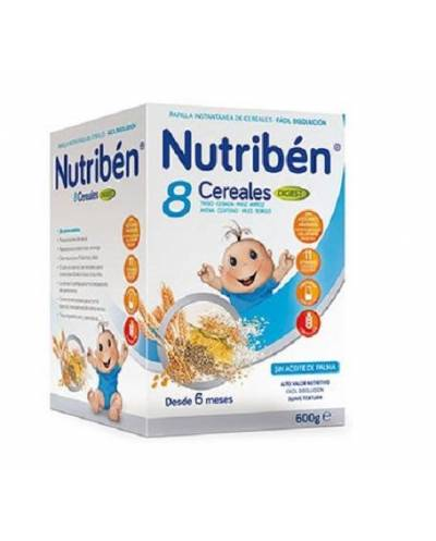 NUTRIBEN 8 CEREALES DIGEST...