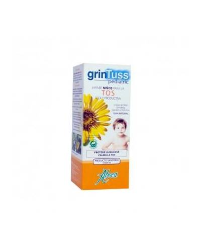 GRINTUSS PEDIÁTRICO 180 ML