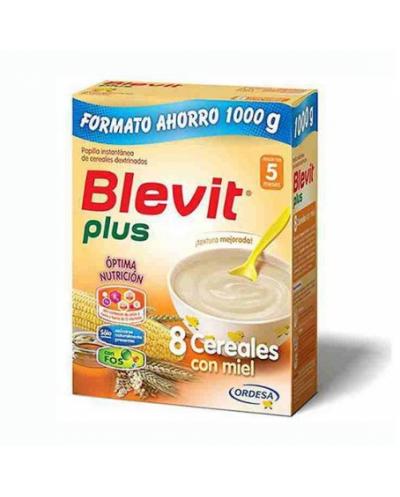 BLEVIT PLUS 8 CEREALES CON...