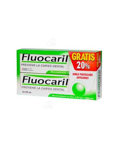 FLUOCARIL DUPLO 2X125 ML...