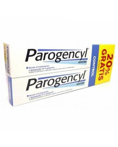 PAROGENCYL CONTROL 2X125ML...