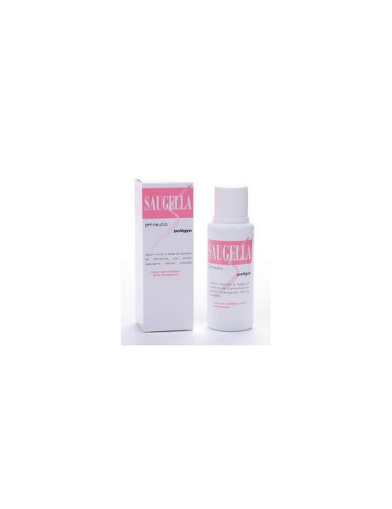 Saugella poligyn - jabón íntimo - 250 ml