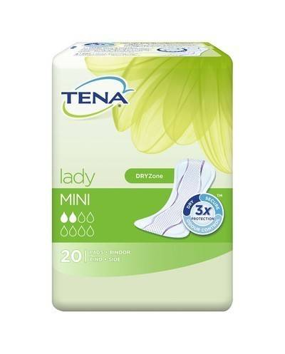 Tena lady mini 20 compresas