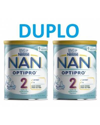 NAN 2 DUPLO - 800 G