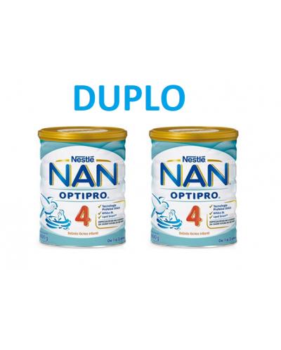 NAN 4 DUPLO - 800 G