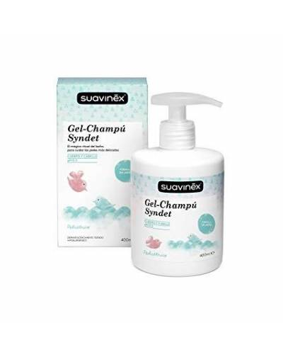 SUAVINEX GEL-CHAMPÚ 400 ML...