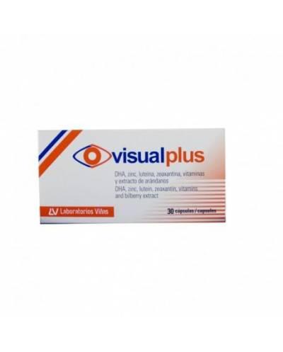 VISUAL PLUS 30 CAPSULAS -...
