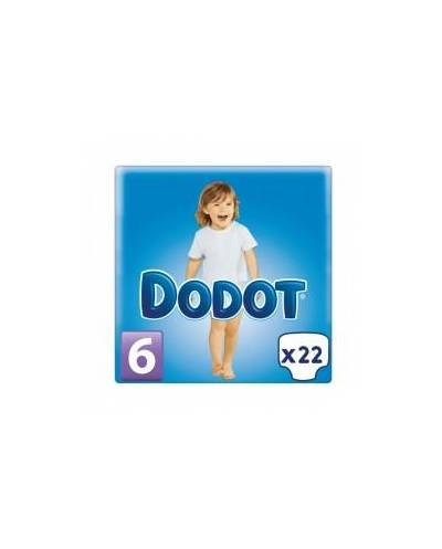 DODOT PAÑALES T:6 / +15 KG