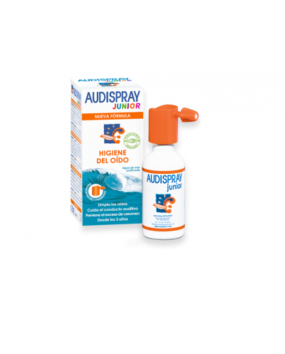 Audispray junior higiene del oído 25 ml